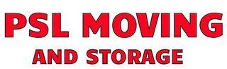 PSL Moving & Storage Company Logo