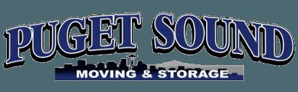 Puget Sound Moving Logo