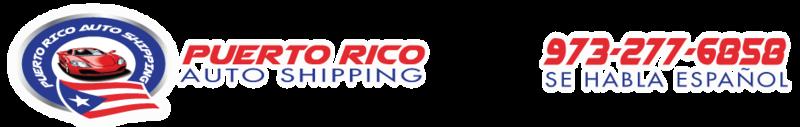 Puerto Rico Auto Shipping / Car Shipping 973-277-6858 Logo
