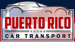 Puerto Rico Car Transport Logo