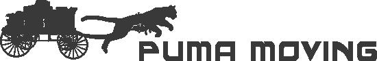 Puma Moving Company Logo