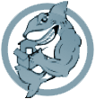 Qshark Moving Company Logo