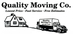Quality Moving Co Logo