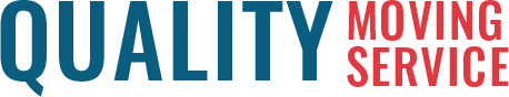 Quality Moving Service Logo