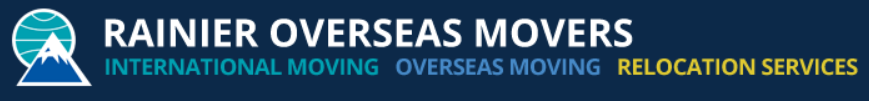 Rainier Overseas Movers Inc Logo