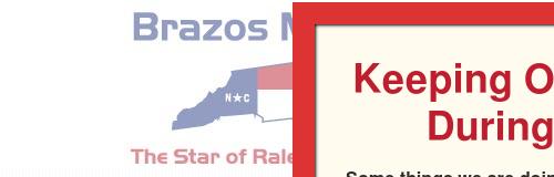 Brazos Movers, NC Logo