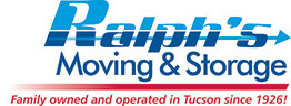 Ralph's Moving and Storage Logo