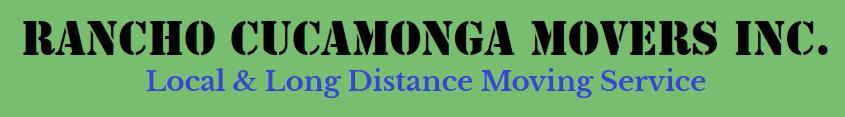 Rancho Cucamonga Movers Logo