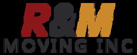 R & M Moving, Inc. Logo