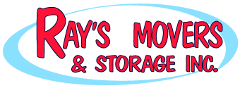 Ray's Movers & Storage Inc. Logo