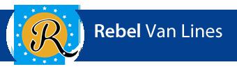 Rebel Van Lines Logo
