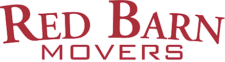 Red Barn Movers Logo