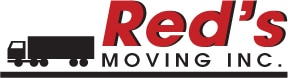 Red's Moving Inc Logo