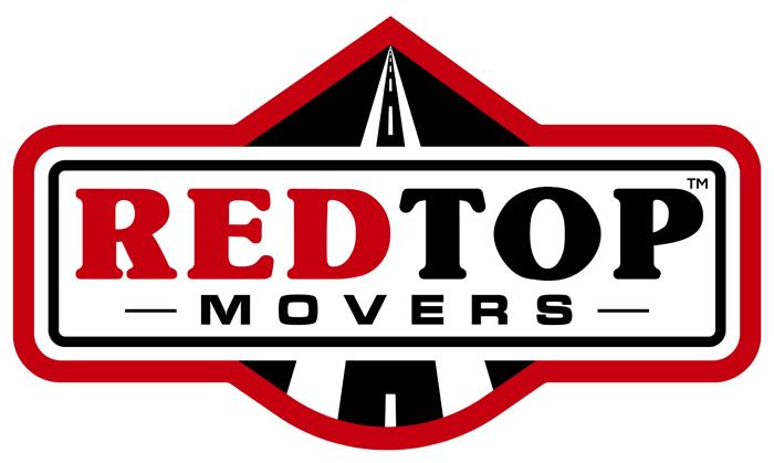 RedTop Moving Services Logo