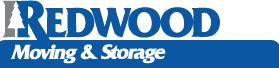Redwood Moving & Storage Logo