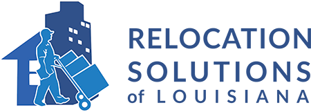 Relocation Solutions of La. Logo