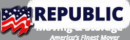 Republic Moving & Storage Logo