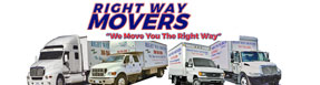 Right Way Movers Logo
