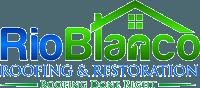 Rio Blanco Roofing & Restoration Logo