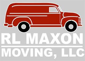 Rl Maxon Moving, Llc Logo