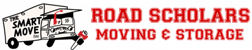 Road Scholars Moving & Storage Logo