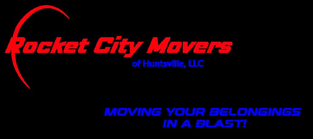 Rocket City Movers of Huntsville, LLC Logo