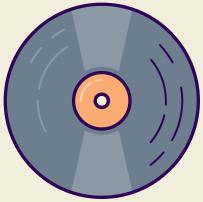 Rock 'n Roll Moving Logo