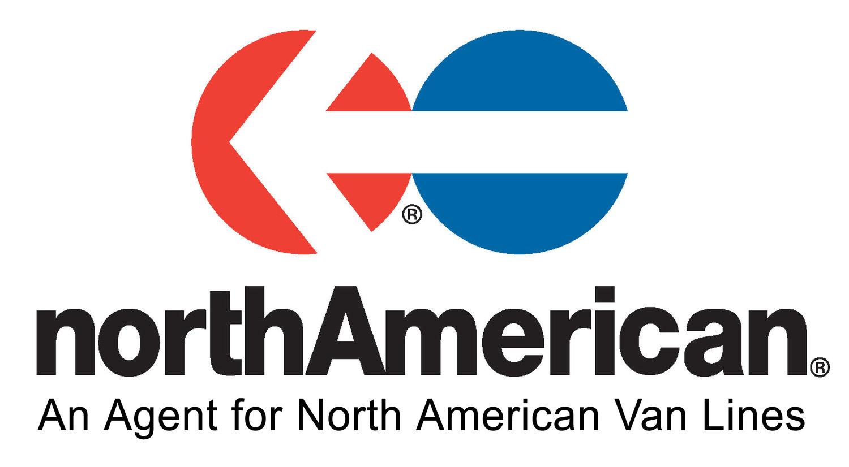 Roger Ward North American Moving & Storage Logo