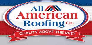 All American Roofing Company Logo