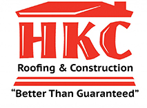 HKC Roofing & Construction Logo