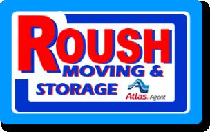 Roush Moving & Storage, Inc. Logo
