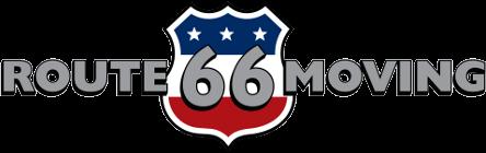 Route 66 Moving Company Logo