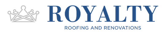 Royalty Roofing & Renovations Omaha Logo