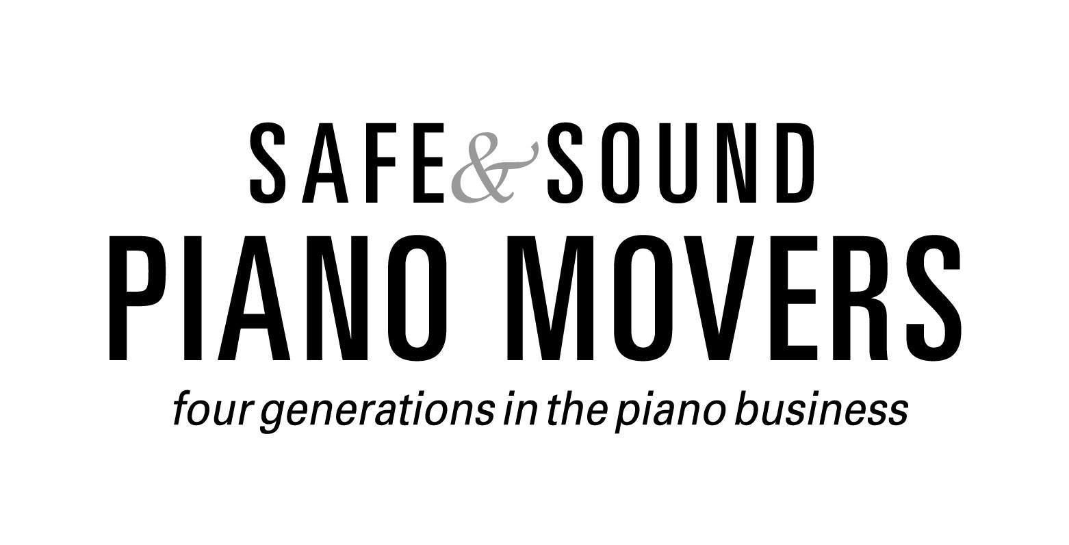 Safe and Sound Piano Movers Logo
