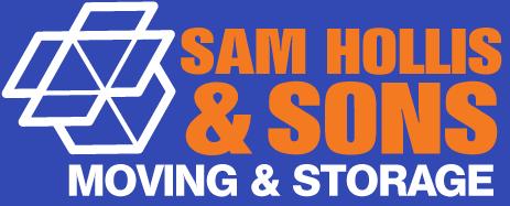 Sam Hollis & Sons Moving & Storage Logo