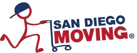 San Diego Moving Company Logo