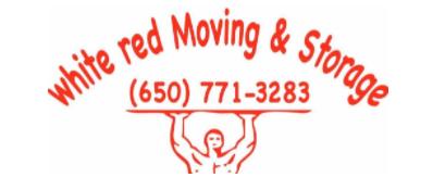 White Red Moving & Storage Logo