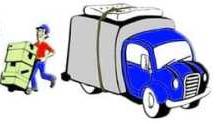 Santa Cruz Moving Services Logo