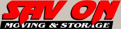 Sav On Moving & Storage Logo