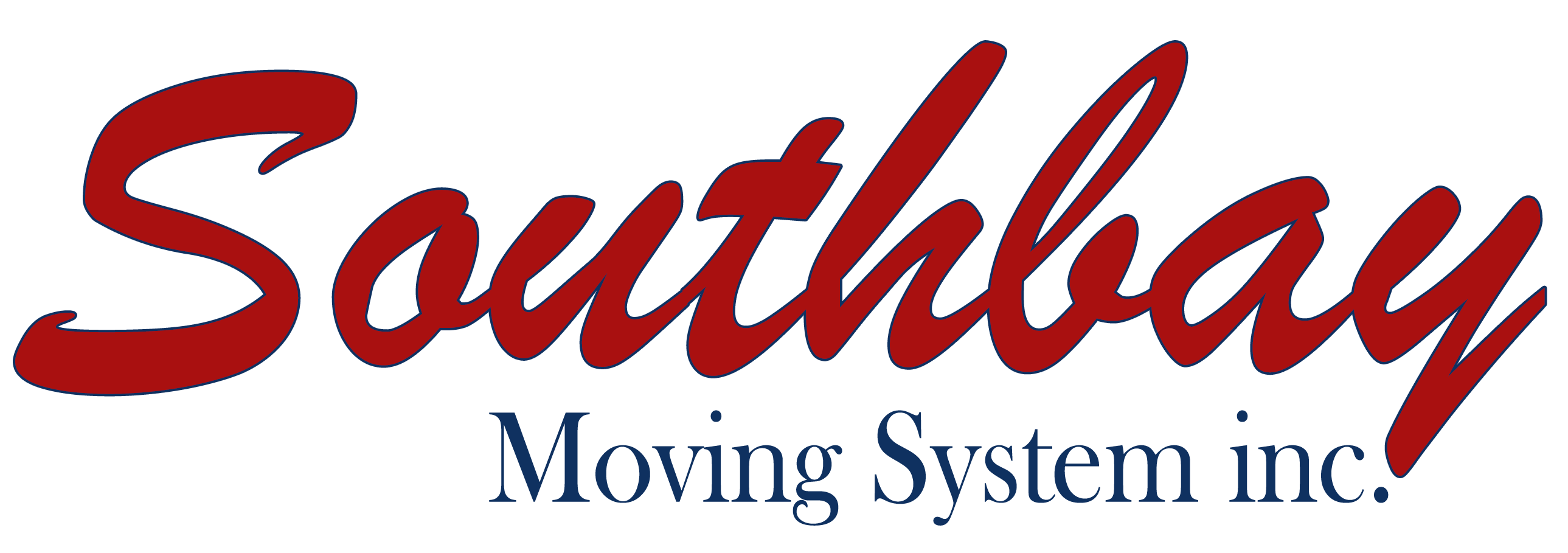 Southbay Moving Systems, Inc. Logo