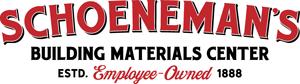 Schoeneman's Building Materials Center Logo