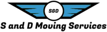 S&D Moving Company Logo