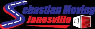 Sebastian Moving Janesville Logo