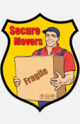 Secure Movers - Moving Company Logo