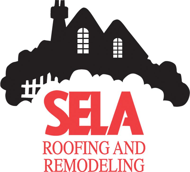 Sela Roofing & Remodeling Logo