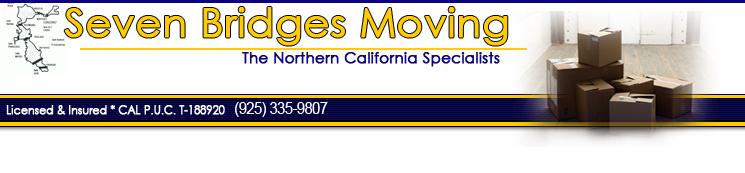 Seven Bridges Moving Logo