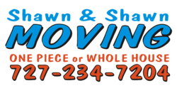 Shawn and Shawn Moving Company Logo