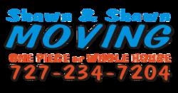 Shawn and Shawn Moving Company Logo
