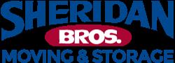 Sheridan Brothers Moving Logo