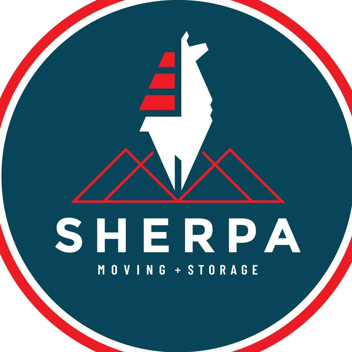 Sherpa Moving and Storage Logo